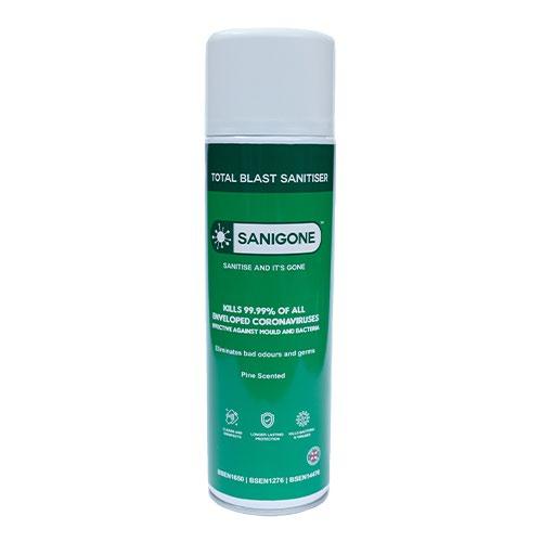 Sanigone Total Blast Sanitiser 500ml Pack of 12