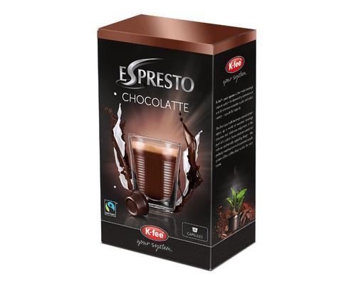 K-fee Espresto Chocolatte Capsules Pack of 16