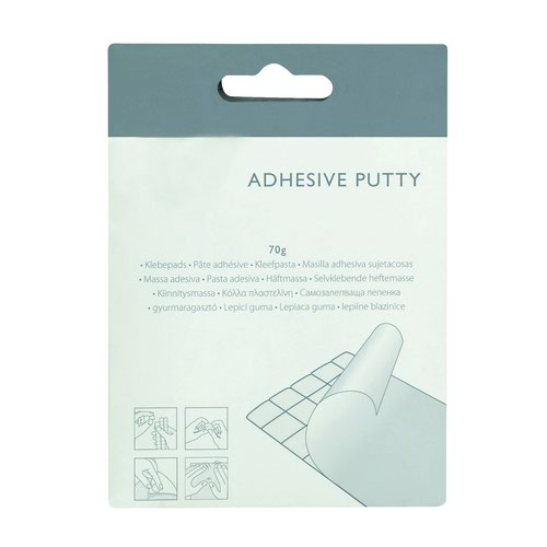 Value Sticky Tack 70g Blue