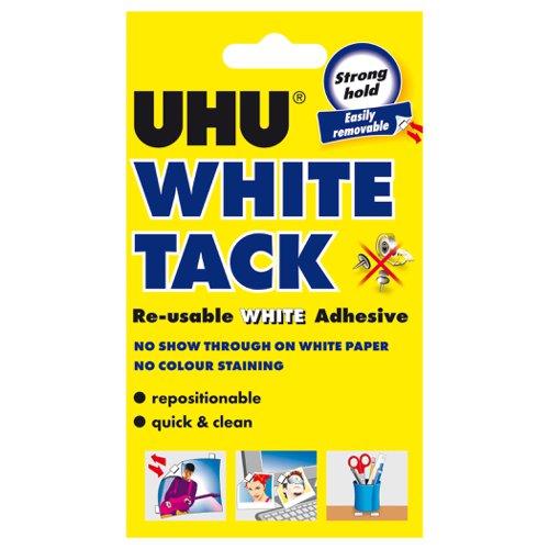UHU White Tack Handy Pack 3-42196