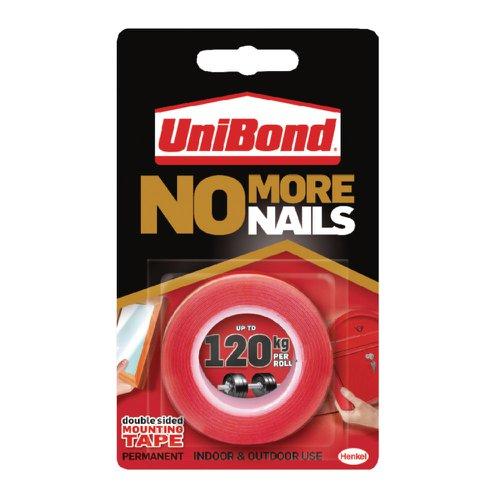 UniBond No More Nails Roll Permanent 1.5m 1507603