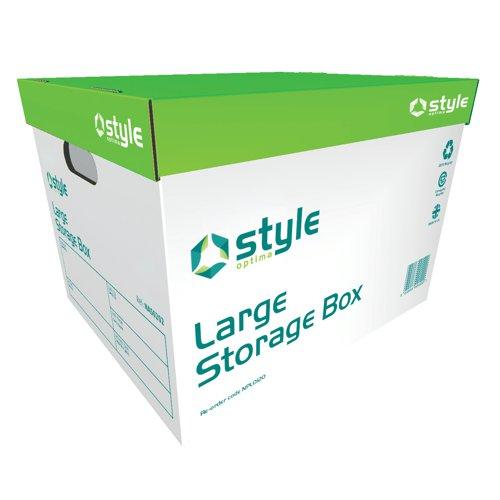 Style Optima Storage Box 384x320x287mm