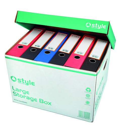 Style Optima Storage Box 430x355x290mm