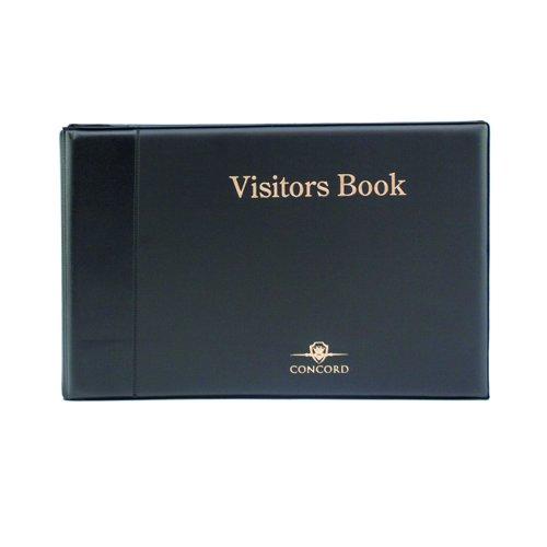 Concord Visitors Book & Inserts 85710/CD14