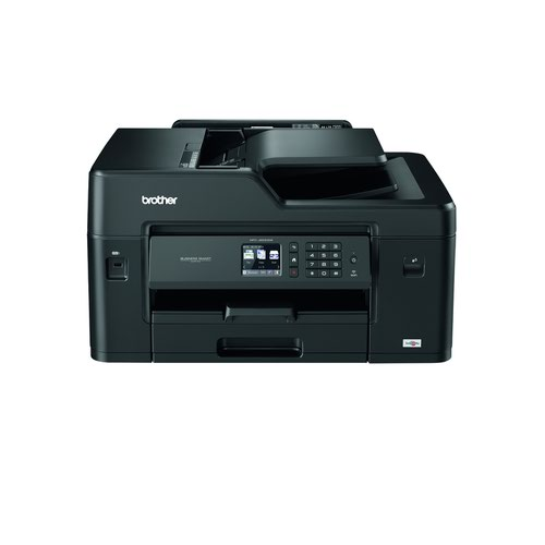 Brother Colour Inkjet All-in-One Printer MFC-J6530DW