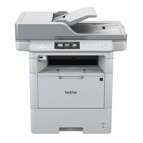 Brother Mono Laser Multi-Function Printer DCP-L6600DW