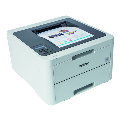 Brother Colour LED Printer HL-L3210CW