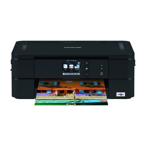 Brother Colour Inkjet Multi-Function Printer DCP-J772DW
