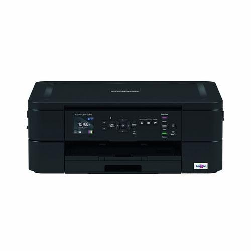 Brother Colour Inkjet Multi-Function Printer DCP-J572DW