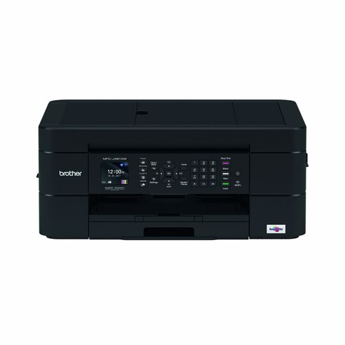 Brother Colour Inkjet All-in-One Printer MFC-J491DW