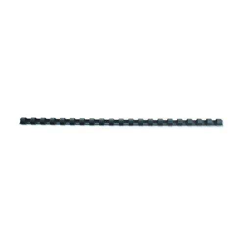 GBC Binding Comb 8mm Black (100) 4028174