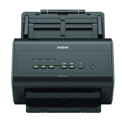 Brother Desktop Scanner ADS-2400N