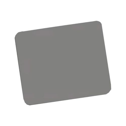 Fellowes Economy Blue Mouse Pad Silver 29702