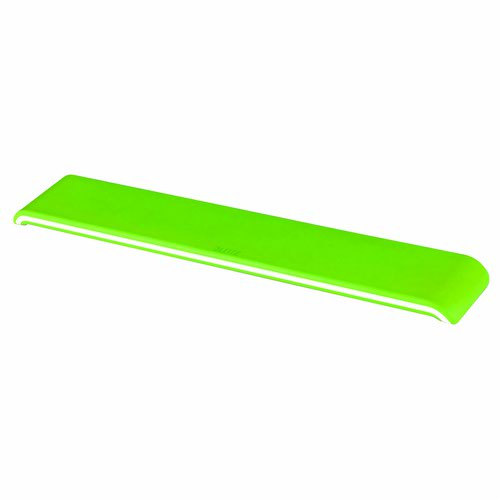 Leitz Ergo WOW Adjustable Keyboard Wrist Rest Green 65230054