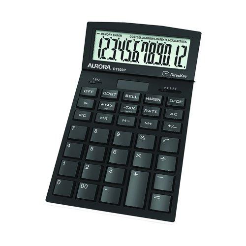 Aurora Desktop Calculator 12 Digit DT920P