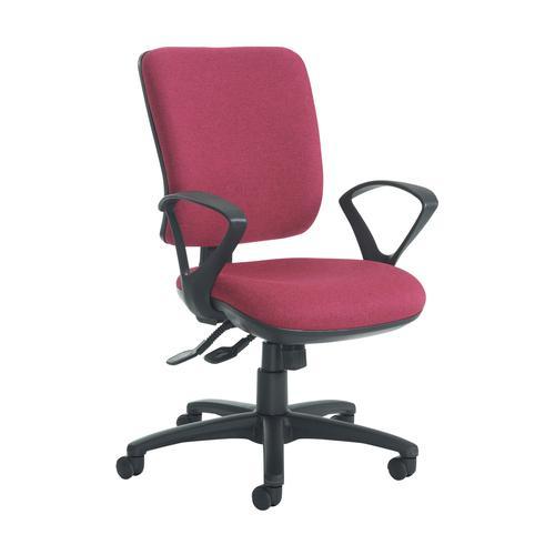 Senza Asynchro Operator Chair Fixed Arms SH43-000