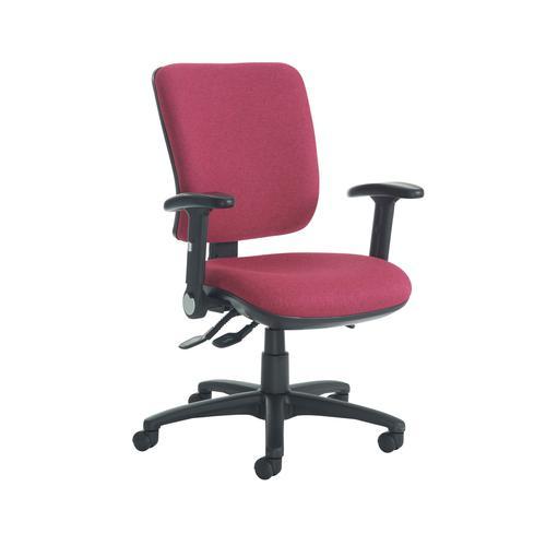 Senza Asynchro Operator Chair Folding Arms SH46-000
