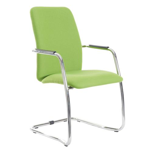 Tuba Cantilever Full Back Conference Chair TUB200C1