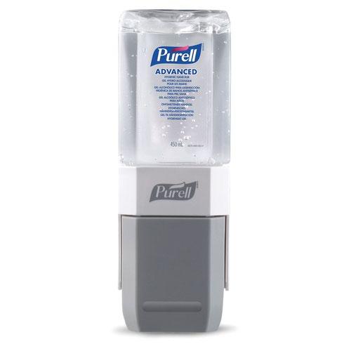 PURELL ES Everywhere System Base & Advanced Hygienic Hand Rub Base 450ml Starter Kit