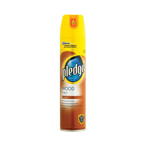 Pledge Wood Classic 5in1 Furniture Polish 300ml