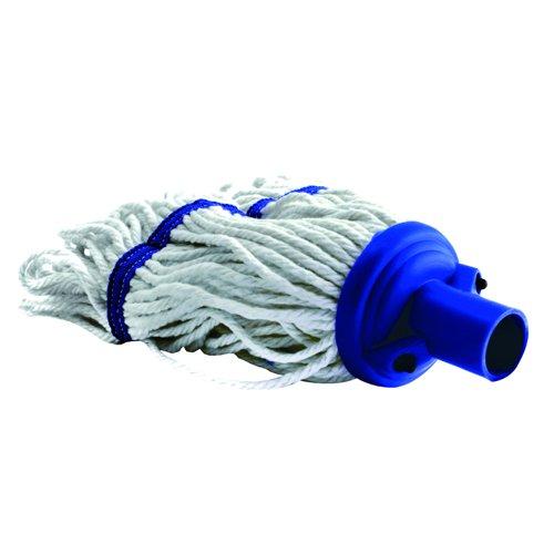 Hygiene Socket Mop Head Blue SM200BL