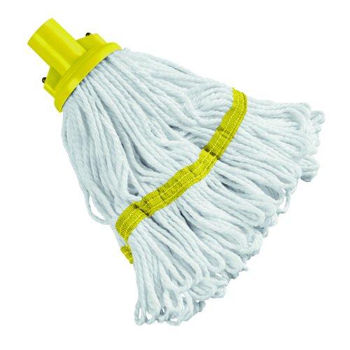 Hygiene Socket Mop Head Yellow SM200YL