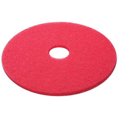 Floor Pads 15inch Red Buffing (5)
