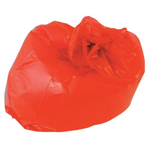 Polymax Refuse Sack Red (200) 0861