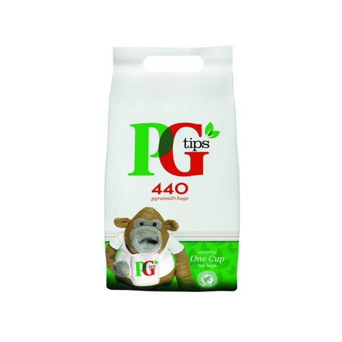 PG Tips Pyramid Tea Bags (440)