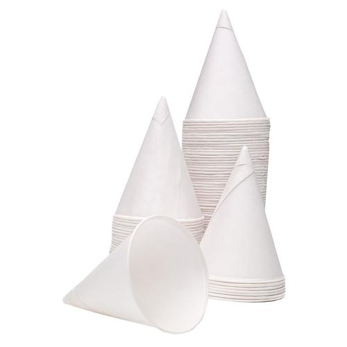 Water Cones 4oz (5000) 0511012
