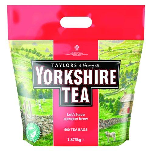 Yorkshire Tea Tea Bags (600)