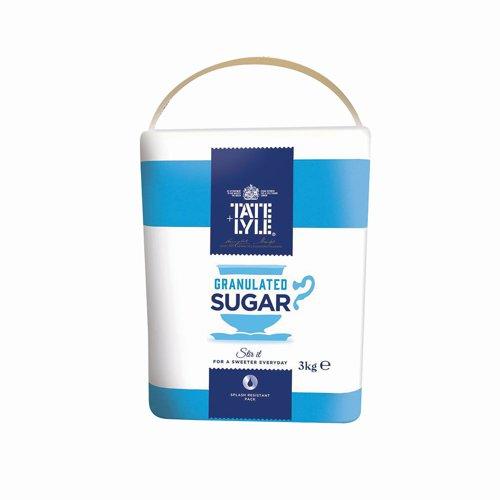 Tate & Lyle Granulated Sugar 3kg