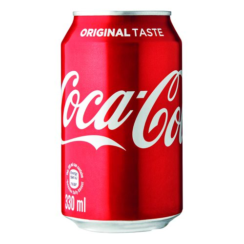 Coca-Cola Can 330ml (24)