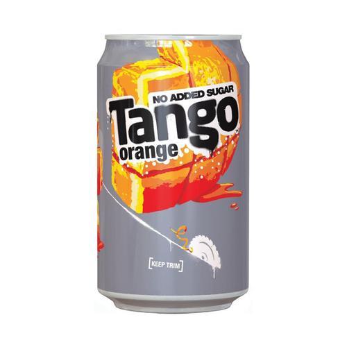 Tango Diet Orange Can 330ml (24)