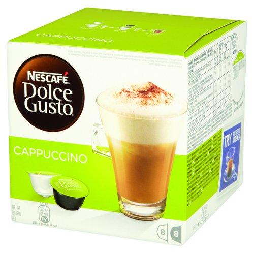 NESCAFE Dolce Gusto Cappuccino Capsule (3x16) 12019905