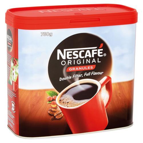 NESCAFE Original Coffee 750g (2) + Nestle Mixed Box