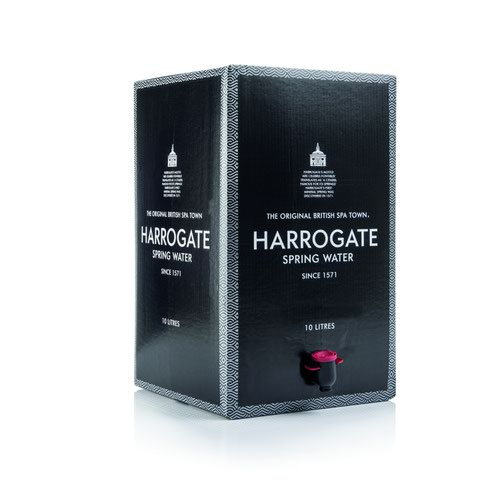Harrogate Still Water Bag-in-a-Box 10litre