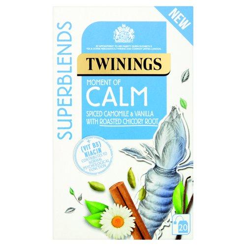 Twinings SuperBlends Calm Herbal Tea (20) F15169