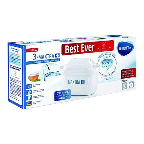 Brita Maxtra Water Filter Refill Cartridge (3) S1513