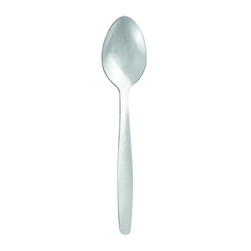 Stainless Steel Cutlery Teaspoons (12)