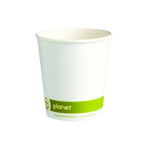 Planet Double Wall Disposable Cups 8oz (25) HHPLADW08