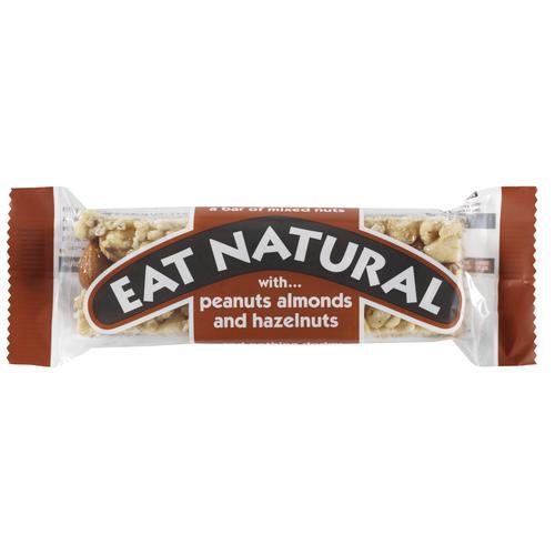 Eat Natural Bar Mixed Nuts 50g (12)