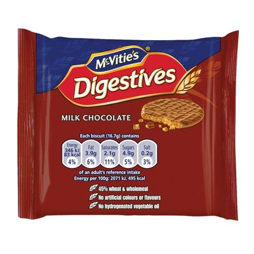 McVities Chocolate Digestive (48x2)