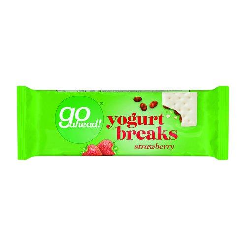 Go Ahead Strawberry Yoghurt Break 35g (24) 11300