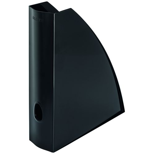 Leitz Recycle Magazine File Black 53260095