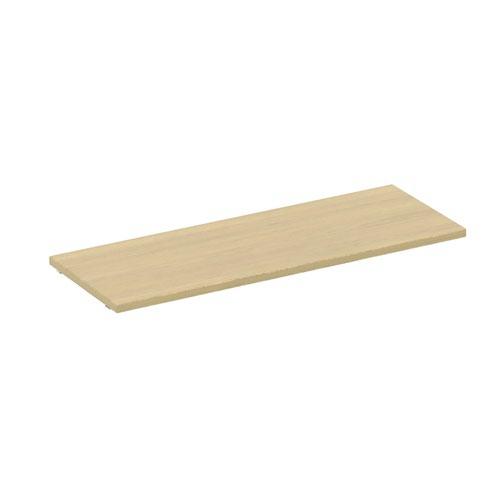 Baseline Bookcase Shelf 800mm Maple BLBCS8/BM