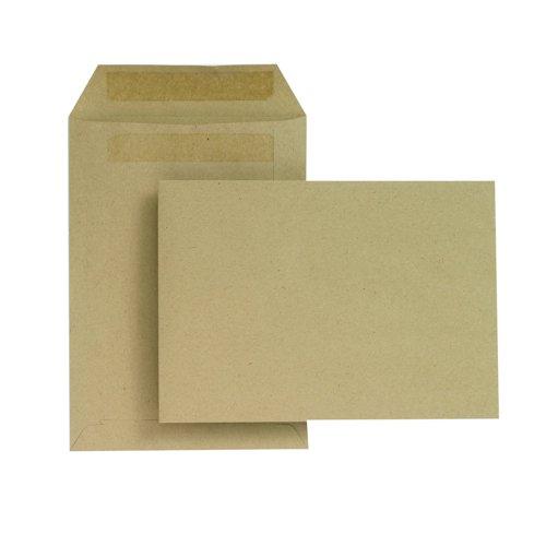 New Guardian Pocket Envelopes Self-Seal C5 Manilla 80gsm (500) H26211