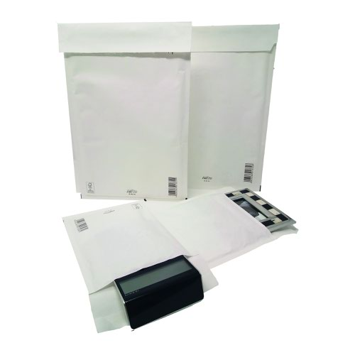 AirPro Bubble Mailing Bag W9/J19 330x445mm White (50) RBL10424