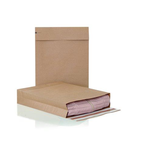 Bong E-Commerce Paper Mailer 400x500x100mm Brown (100) 69116