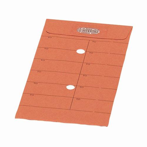 New Guardian Intertac Internal Mail Envelopes C5 Orange (500) L26311